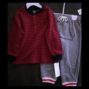 Sweat outfit